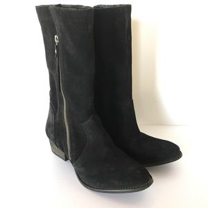 Rebels Chester Suede Boot